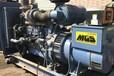 供应影视城进口发电机组300KW无动二手三菱375KVA柴油发电机买卖