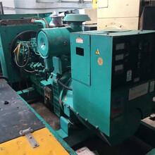 进口美国6CT柴油发电机组二手康明斯100千瓦/125KVA发电机组