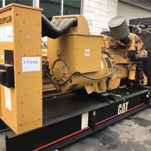 机组9成新美国卡特彼勒3456柴油发电机400KW发电机组