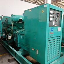 进口康明斯NTA855-G4发电机组简单操作线路板310KW柴油发电机组