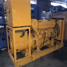 日本三菱S6B-PTA柴油发电机二手进口200KW发电机组销售