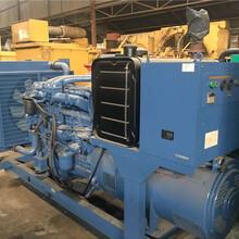 机器动力6D22-T进口日本三菱160KW静音型柴油发电机组