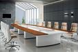 迪欧家具办公室家具大型会议台?#25512;?#20250;议桌订制