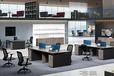 迪欧家具企业职员桌办公桌职员桌组合