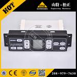 厂家直销PC400-7小松原厂空调控制器图片