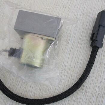云南昆明小松原厂PC200-7液压泵电磁阀702-21-57500