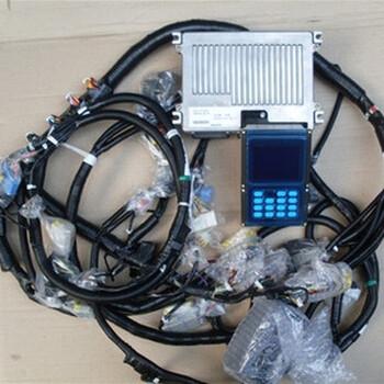 湖南張家界小松原廠PC220-8啟動線束600-467-1100