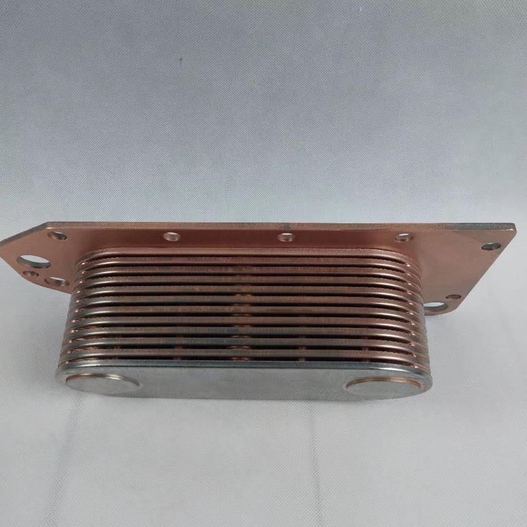 小松SA6D170机油冷却器600-651-1250