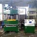 滕锻新品200吨四柱模压液压机复合材料热压成型压力机