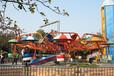 游乐设备厂家供应大型旋转类公园双人飞天娱乐设施