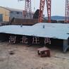 弧形鋼制閘門設計