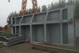 河道專用平面鋼制閘門64米