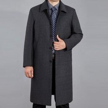 西安羊绒大衣定做