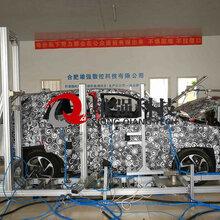 合肥雄强研发各类汽车常温四门两盖耐久试验台