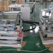合肥雄强汽车锁芯高低温耐久试验台/伺服电机/触点压降检测图片