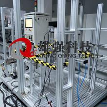 模拟汽车后备门双电动撑杆耐久试验台图片