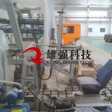 汽车座椅滑轨调角器耐久试验台图片