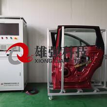 供应汽车玻璃导槽滑动阻力试验设备图片