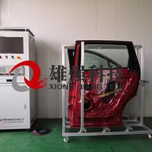 电动玻璃升降器的电流特性如何检测?图片