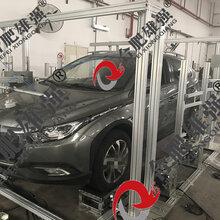 气动伺服汽车门盖耐久试验机
