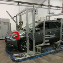 合肥雄强生产适用多种车型的四门两盖性能和耐久试验图片