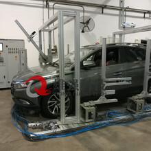 关于汽车车身开闭件耐久检测的四门两盖试验分析图片