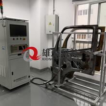 模拟车门玻璃升降器性能耐久试验台图片