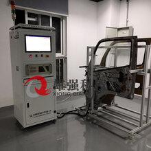 汽车玻璃下降量检测方法和试验设备图片