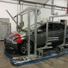 比亚迪新能源汽车部件检测四门两盖耐久试验设备图片