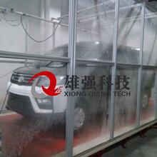 汽车风窗玻璃电动刮水器寿命耐久检测装置图片