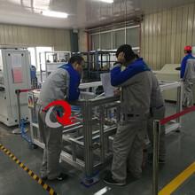 汽车门锁开闭寿命测试台及测试方法图片