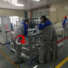 车门锁纵向、横向半锁、全锁性能试验台