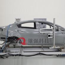 纯电动汽车门盖及充电口盖开闭耐久试验设备图片