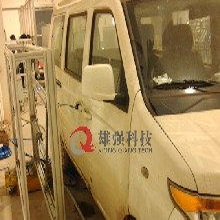 车门下沉试验台架车门下沉检测设备图片