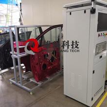 五菱宏光汽车电动升降器实车门耐久性试验图片