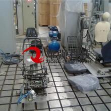 合肥雄强汽车座椅滑轨耐久试验台/试验台架/滑动耐久检测图片
