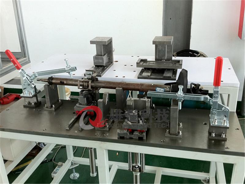 合肥雄强数控汽车转向管柱性能试验台