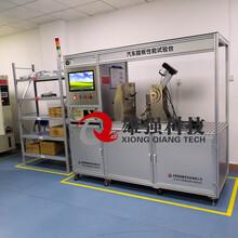 汽车油门踏板位置传感器的检测方法图片
