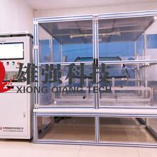 模拟汽车风窗玻璃总成耐久寿命试验图片
