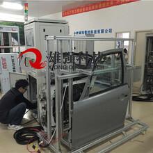 东风卡车玻璃升降电机电流检测设备图片