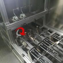 合肥雄强汽车拉索高低温耐久性试验台保温箱/拉索滑行阻力图片