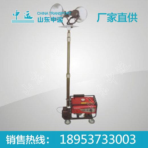 CQY6802 全方位大型移动照明车-1