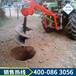 种植必备挖坑种植机械大型种植挖坑机全自动大型挖坑机