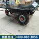 三輪電動平板搬運車價格電動平板車廠家現貨輪式搬運車型號