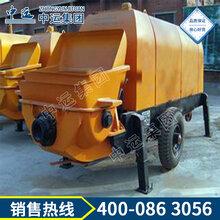 柴油机式混凝土输送泵型号,细石泵混凝土输送泵,车载式大型柴油机参数