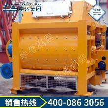 4000强制式混凝土搅拌机价格,混凝土搅拌机系双卧轴强制式搅拌机特点