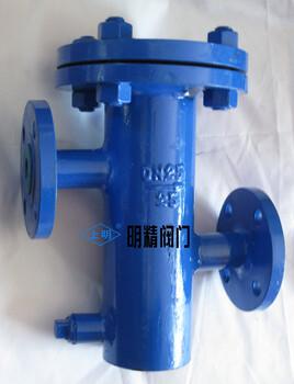 液化气篮式过滤器蓝式过滤器直通式蓝式直通过滤器
