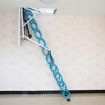 荆门钢制伸缩楼梯齐发国际