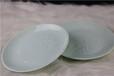 福萬廠家直銷26頭浮雕魚青瓷能量瓷餐具套裝