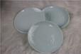 淄博福萬廠家26頭浮雕魚青瓷能量瓷餐具套裝